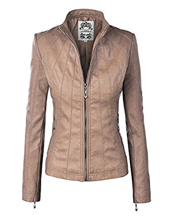 womens leather jacket 2018