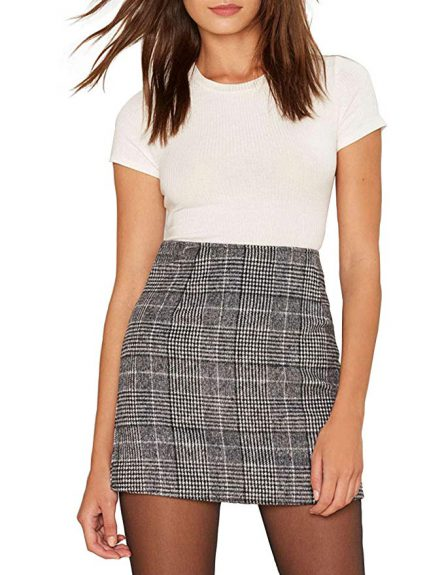 Mini Skirt Outfit 2019 Latest Trend Fashion