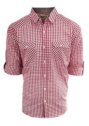 2016 Checkered Shirts for men