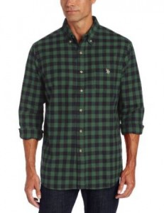 checkered shirt men