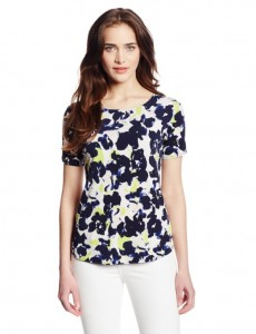 floral printed t shirt 2014