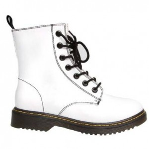 white boots for ladies 2014