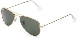 womens Ray Ban aviator sunglasses 2014