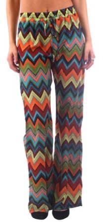 2014 ladies printed pants