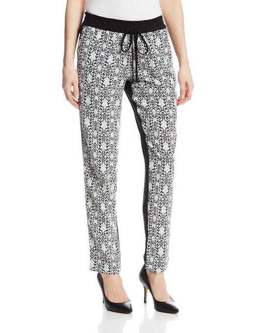 womens printed pants 2014