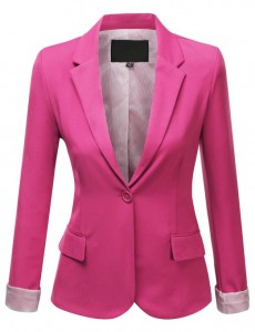 ladies blazer