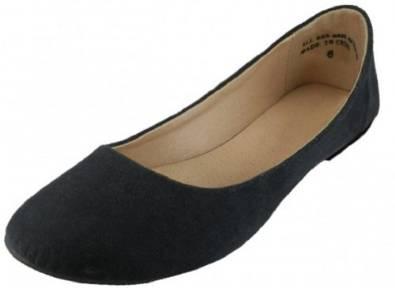 ladies versatile ballet shoe