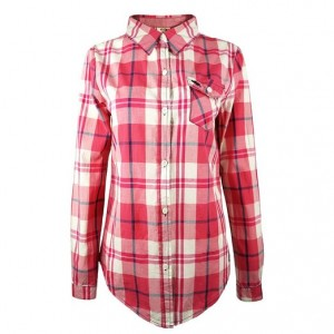 Checkered Shirt women