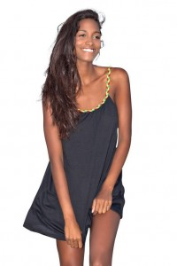beach dress with pockets for women