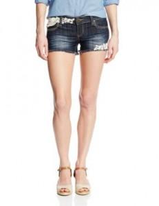 beautiful denim shorts for women 2014-2015