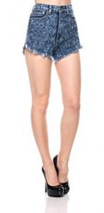 bets womens denim shorts