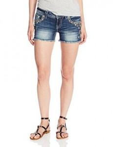 denim shorts for women 2014