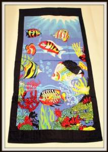 ladies beach towel