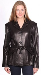 ladies leather jacket 2014-2015