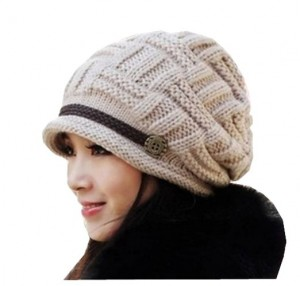 ladies winter cap