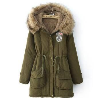 ladies winter coat 2017-2018