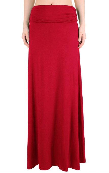 maxi skirt 2014