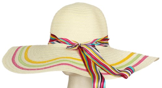 summer floppy sun hat