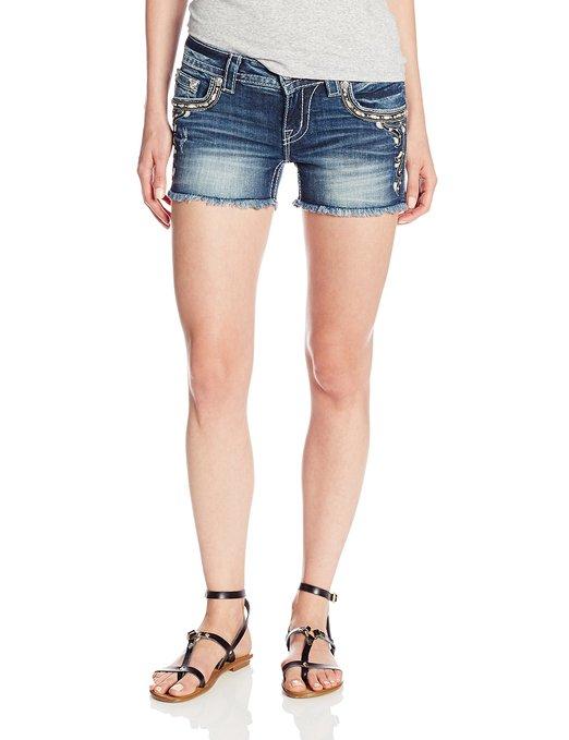 womens denim shorts 2014