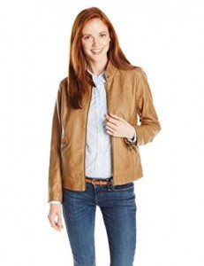 beautiful leather jacket for women
