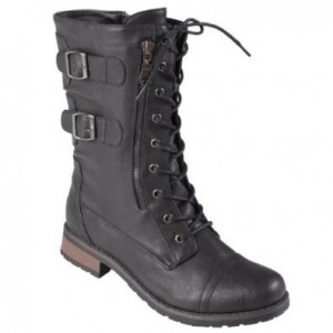 buckle boots for women 2014-2015