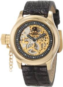 ladies skeleton watches