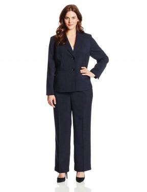 bleu business suit for ladies 2014-2015