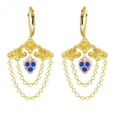 chandelier earrings for ladies 2014-2015