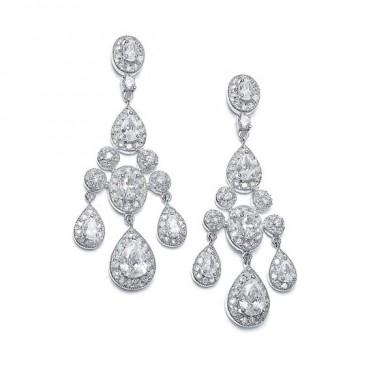 chandelier earrings for ladies