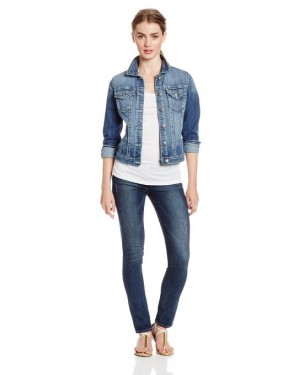 denim jacket for ladies 2014-2015