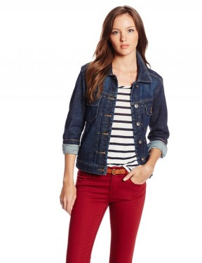 denim jacket for ladies 2015