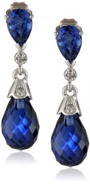 gemstone earrings for ladies 2015