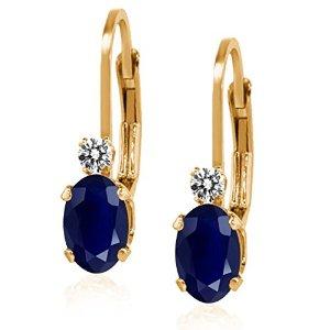 gemstones earrings 2015