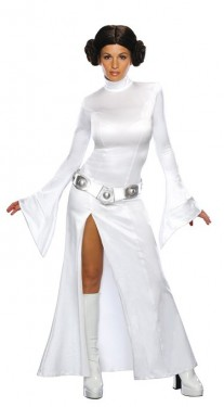 halloween princess leia costume for ladies 2014-2015