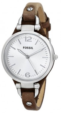 hand wrist watch from fossil 2014-2015