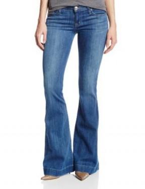 ladies flare jeans