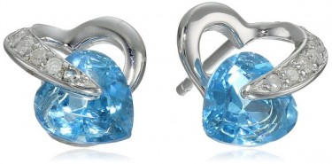 ladies gemstone earrings 2015