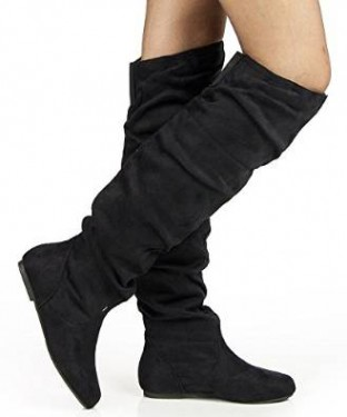 over the knee boots for ladies