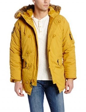 parka for men 2014-2015