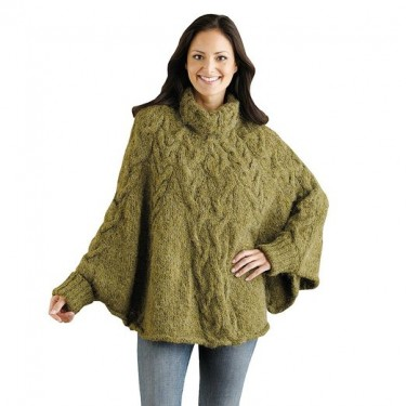 poncho for ladies 2014-2015