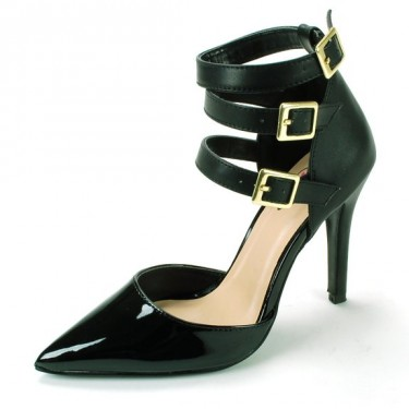 strappy pumps for ladies
