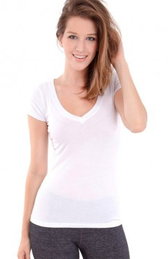 white t shirt for women 2015