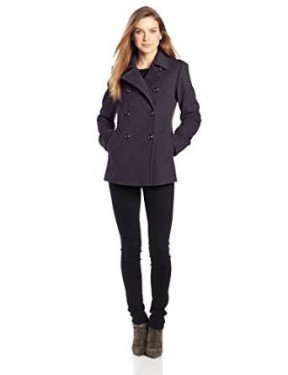 womens double breasted coat for fall 2014-2015
