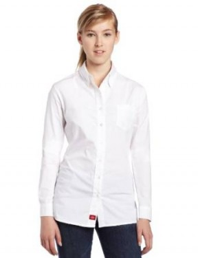 womens shirt (white)