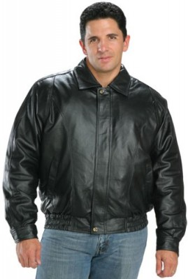 best classic leather jacket for men 2015