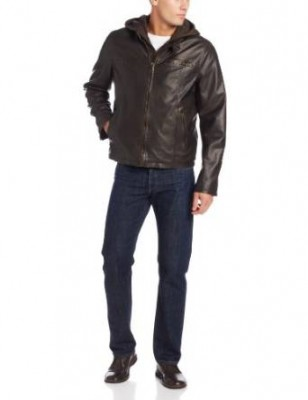 classic leather jacket for men 2015