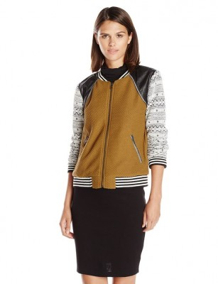 fashionable bomber jacket 2015