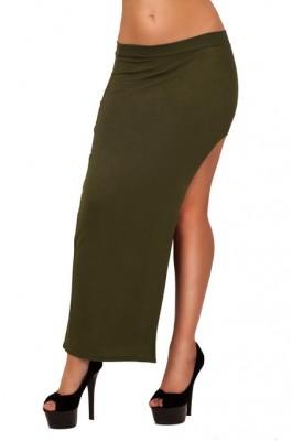 female asymetrical skirt 2015