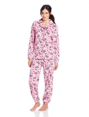 fleece pajama for women 2015-2016