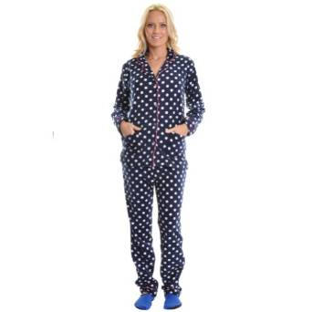 fleece pajamas for women  2015